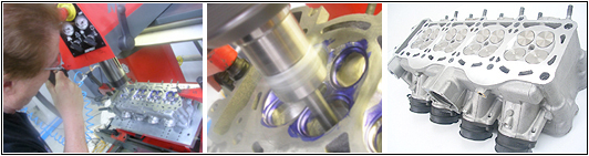 GSXR Zone - Cylinder Heads